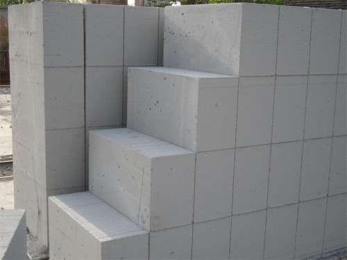 定西加气混凝土生产