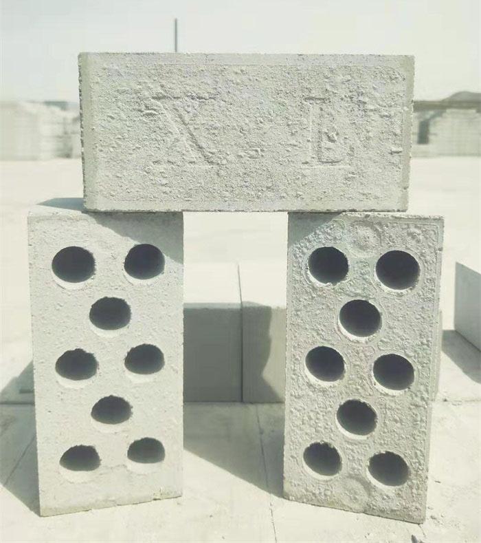 兰州粉煤灰小配砖