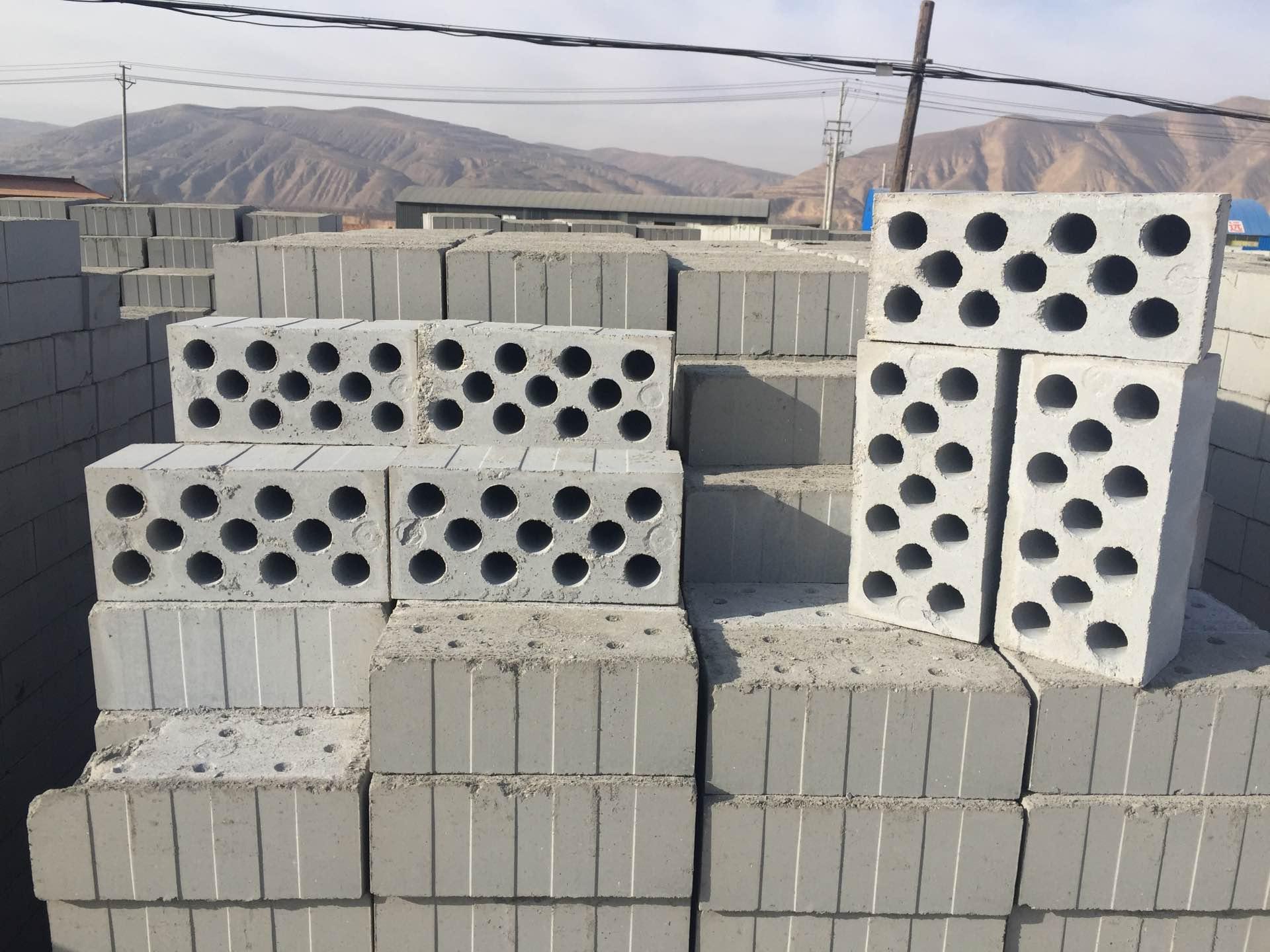 鑫隆建材浅析白银加气混凝土砌块优点都有哪些?