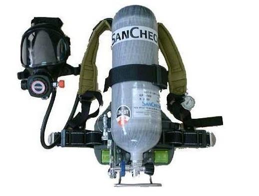 正压式空气呼吸器专用于哪些行业?作用有哪些?