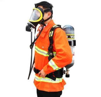 自给开路式压缩空气呼吸器检测