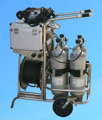 长管呼吸器检测