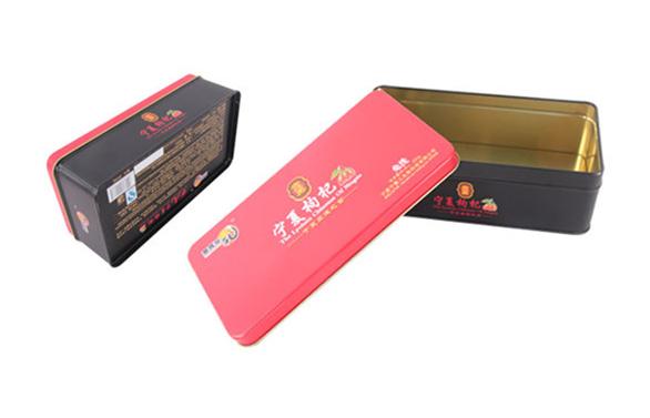 化妆品铁盒