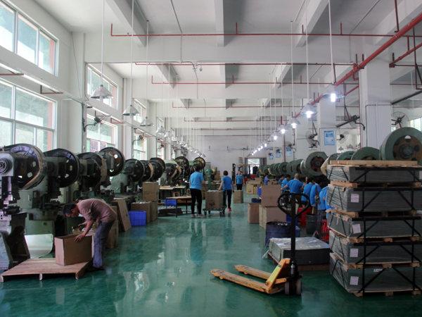 新恒瑞金属包装生产设备