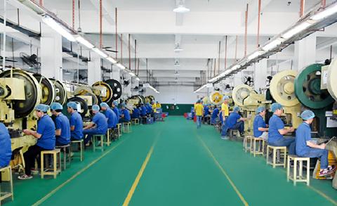 新恒瑞金属包装厂区基地