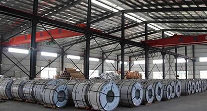 新恒瑞金属包装公司生产设备