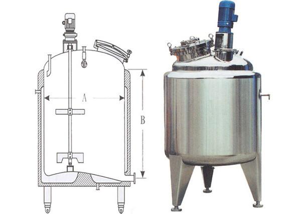 河南液体发酵罐