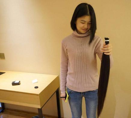 云南回收头发合作案例