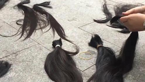 云南收头发