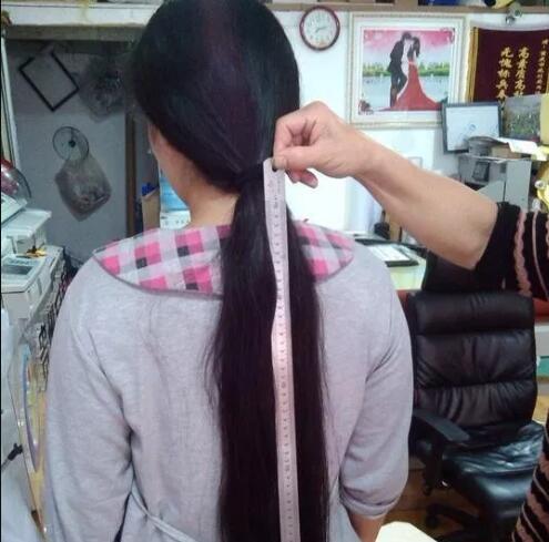 经常会有人到农村去收头发,那么这些头发都到哪儿去了呢?