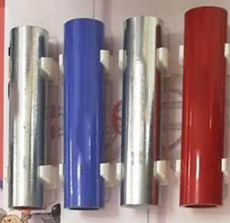 四川钢塑复合管客户见证