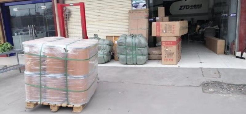 江苏泰州程总乙酰氧肟酸发800公斤