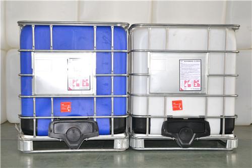 IBC吨桶常应用于化工、食品、日化等行业中,比较使用方便、而且经济耐用!