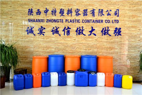 干货来了!中特塑料容器为你分享:塑料桶生产工艺