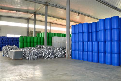 中特塑料容器厂房