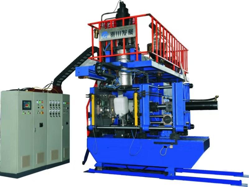 中特塑料容器生产塑料包装桶机床设备