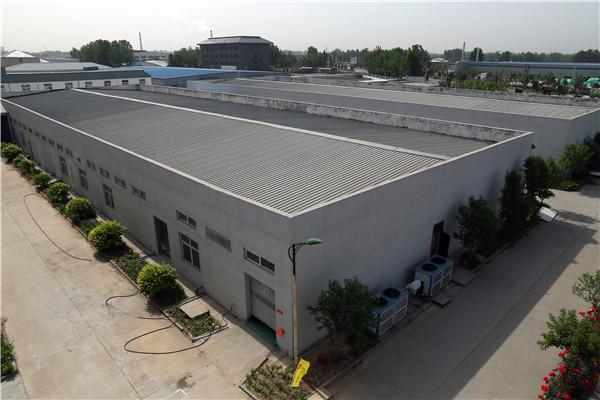河南功能食品代加工廠房