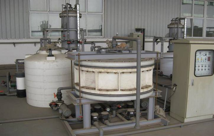 钢铁废酸处理