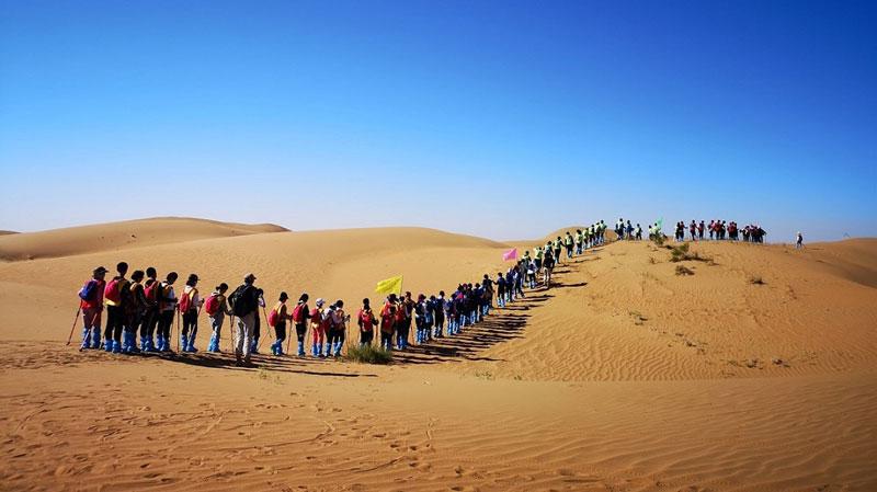沙漠高峰體驗營—中層賦能