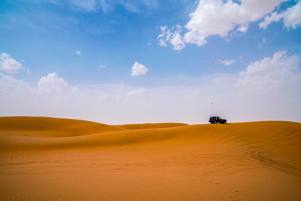 沙漠高峰體驗營—巔峰12小時