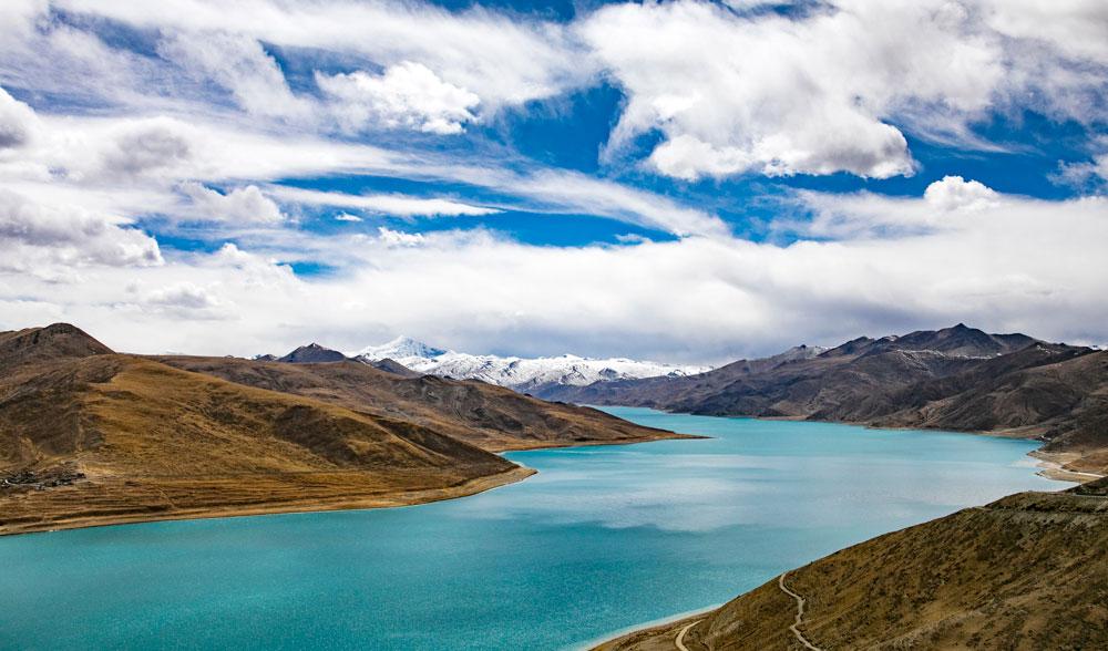 沙漠高峰體驗營—五湖穿越