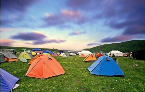 银川团建之户外露营,别以为就带个帐篷这么简单