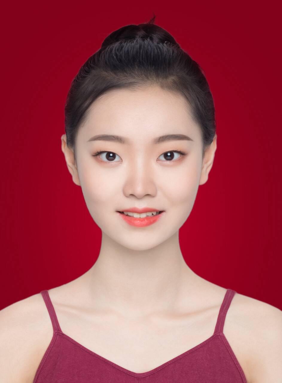杨雨欣-舞蹈优秀学员