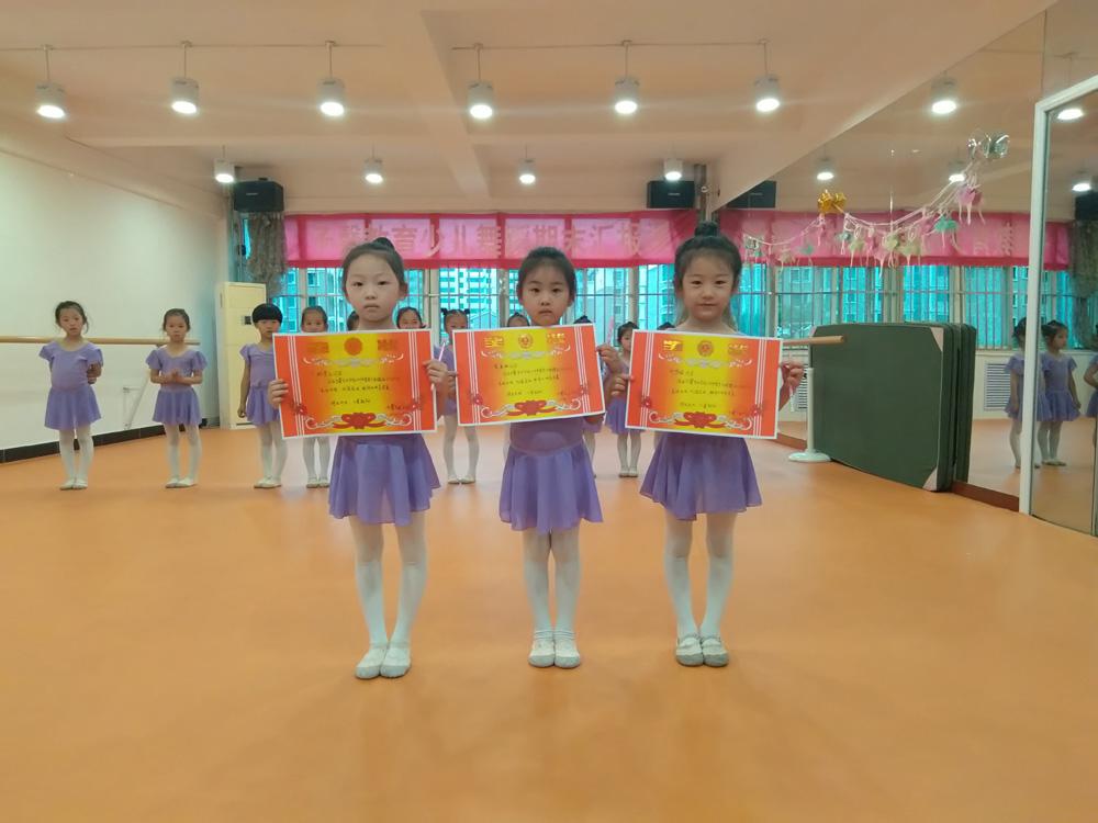 兰州少儿舞蹈培训班