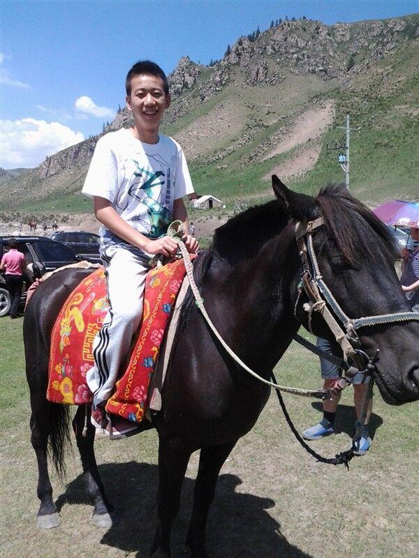 赵钰斌  陕西师范大学(2014年全省第19名)