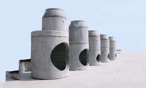钢筋混凝土井室