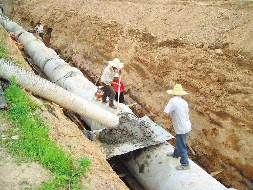 成都钢筋混凝土排水管成功案例