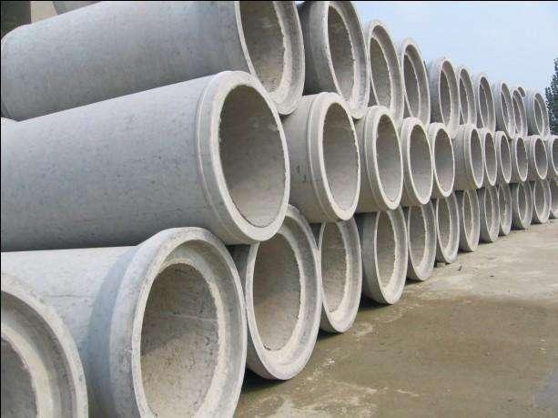 浅谈成都钢筋混凝土排水管的发展与特点