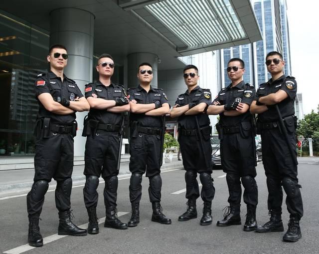 西安区域秩序维护保安