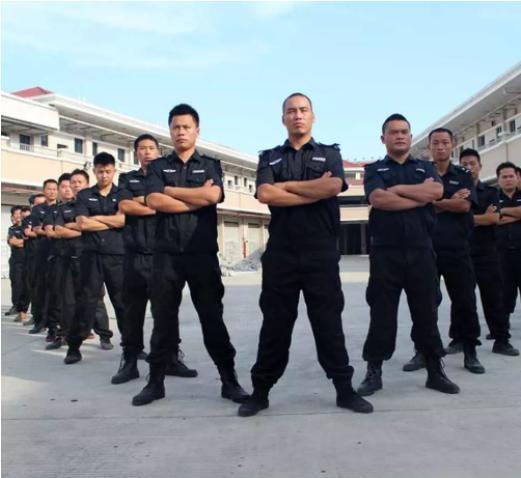 场地护卫公司