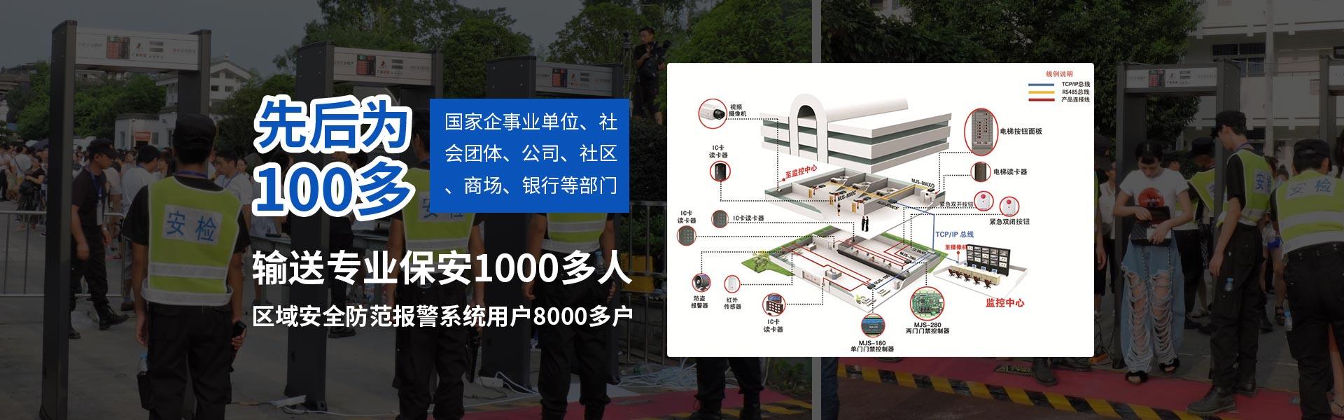 陕西商场保安服务公司