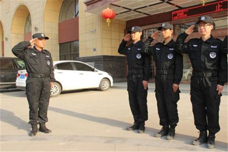 西安安保服务工作的防范与管理内容