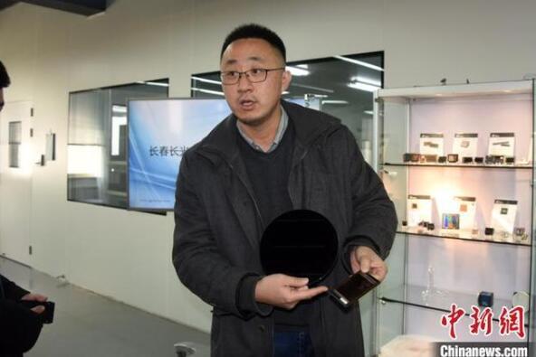 """""""像""""由""""芯""""生:中国打造自主高端图像传感器芯片"""