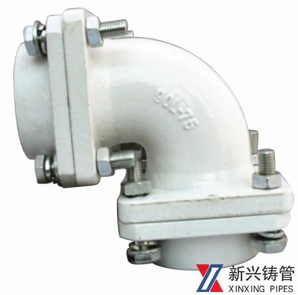 PSP高性能钢塑复合压力管件90度弯头厂家直销