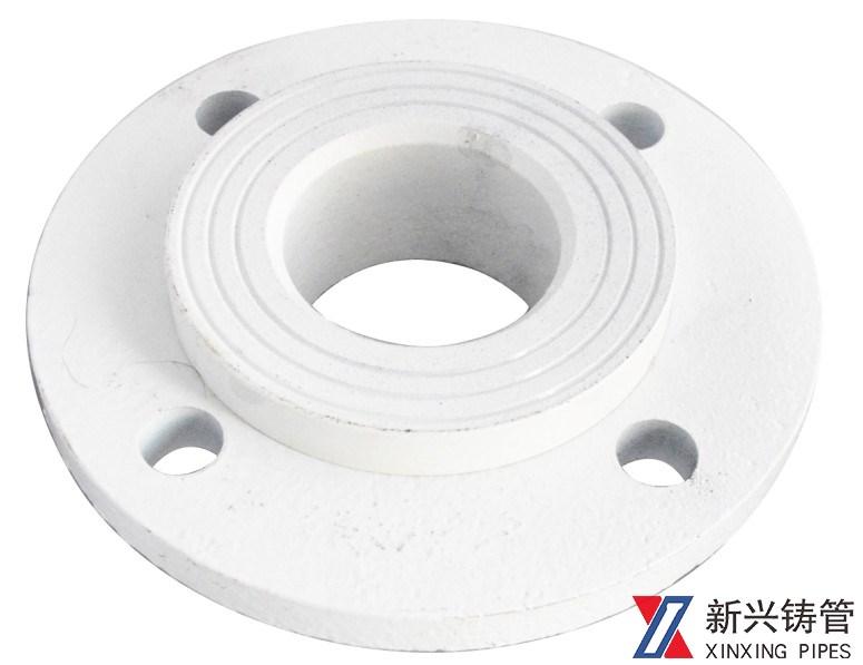 新兴铸管法兰直通_PSP钢塑管扩口管件
