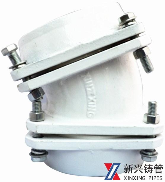 PSP钢塑22.5度弯头管材