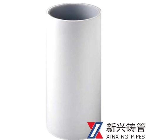 PSP钢塑复合压力管用于横跨排水施工的4个工序!钢塑复合管还具备哪些优良特性?