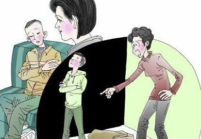 容易出现问题孩子的三类家庭