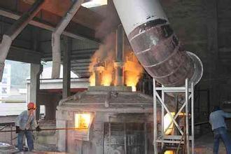 矿热炉冶炼中