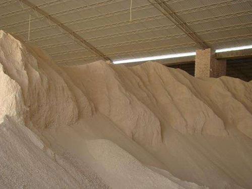 石粉砂生产厂区