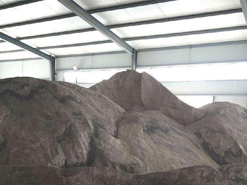 成都碎石厂家毅源建材生产厂区