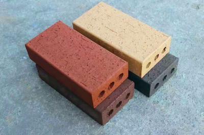 成都页岩砖的特点和优势