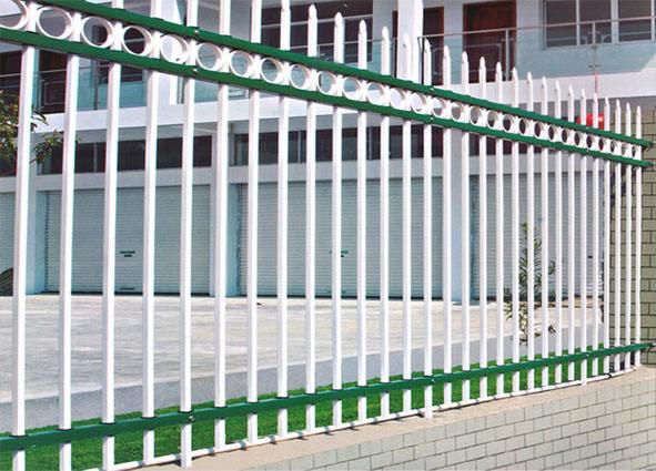 成都锌钢围栏案例