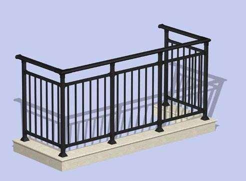 成都锌钢围栏