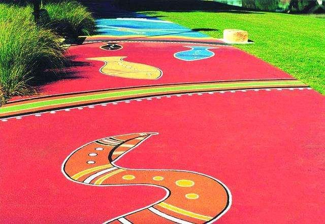 有人知道成都彩色透水地坪优点有哪些吗?