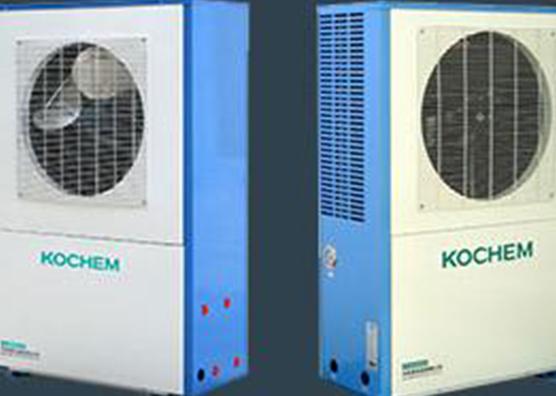 德阳中央空调-科希曼空气能空调地暖一体机系统